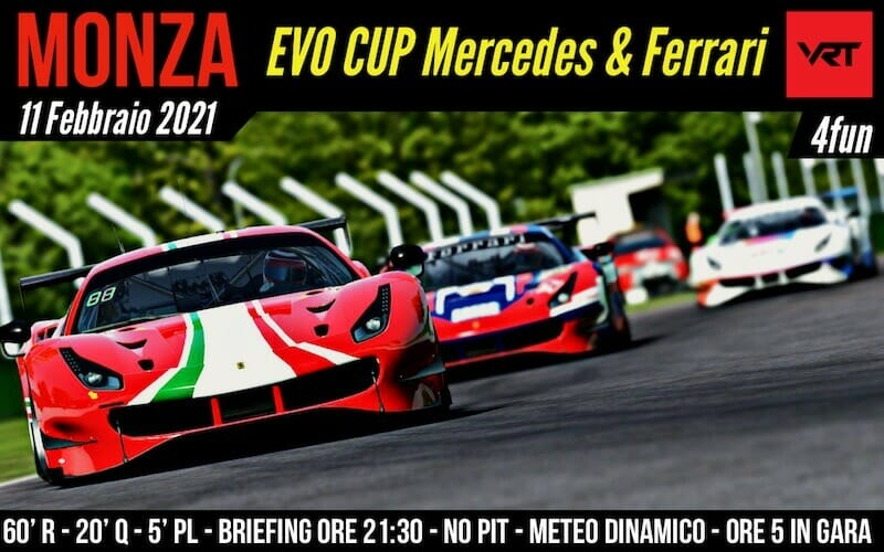 Monza-Evo-Cup